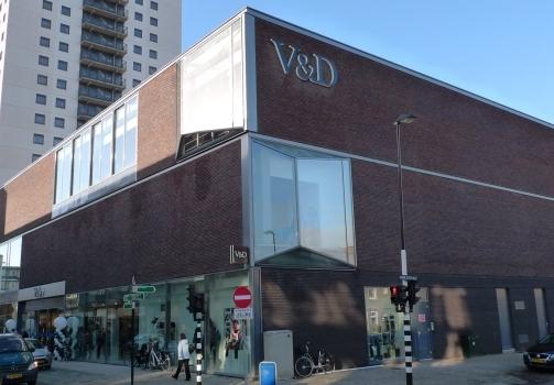 Winkelketen V&D is terug in het centrum van Vlaardingen!