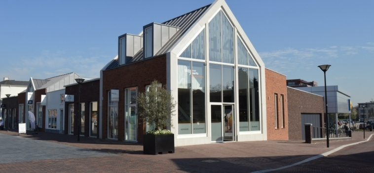 Centrumplan Keizersdijk Raamsdonksveer volledig verkocht.