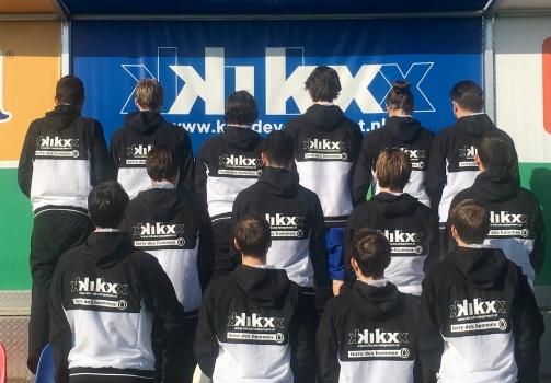 KIKX, Terre des Hommes en Leonidas Heren 3, een match!