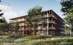 """Start verkoop """"Het Bosbad"""" in Eindhoven"""
