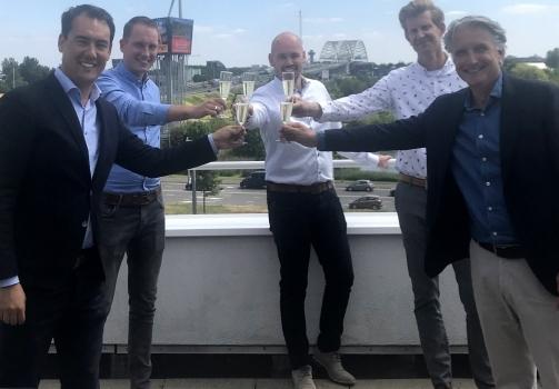 KIKX Development en Dura Vermeer Heyma bouwen samen verder aan De Noorderboulevard